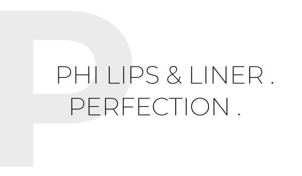Phi Lips & Liner Perfection